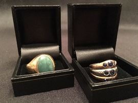 Detail, Men's Rings