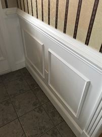 All molding is for sale!