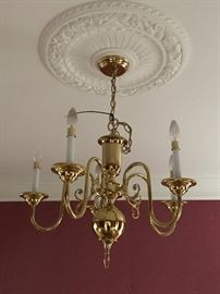 All light fixtures are for sale!