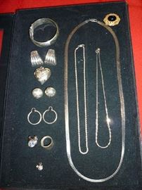 STERLING JEWELRY