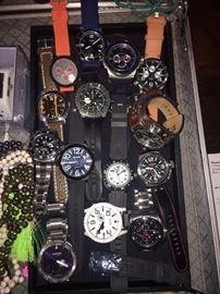 Watches, Watches, Watches!