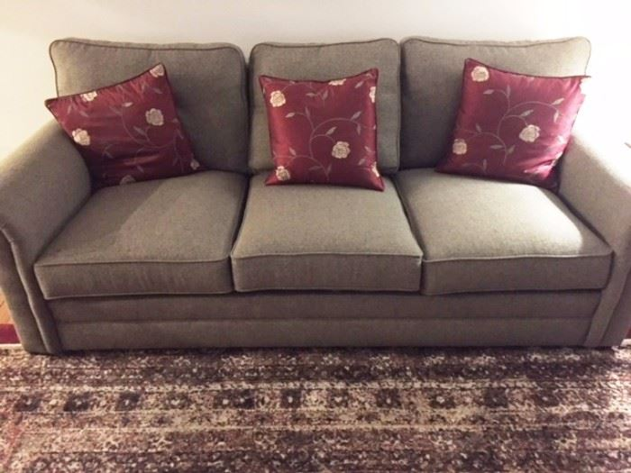 Lovely like new sofa from Biedelman's in Naperville