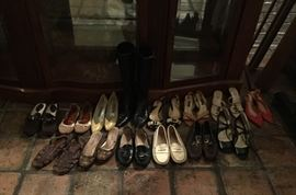 Collection of Designer shoes Size 6