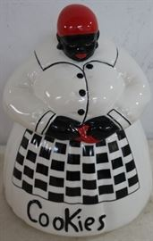 Mammy cookie jar