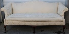 #6931 Victorian style couch