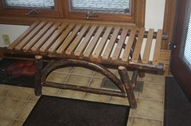 MORE RUSTIC HICKORY FURNITURE