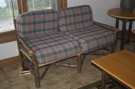 RUSTIC LODGE HICKORY FURNITURE