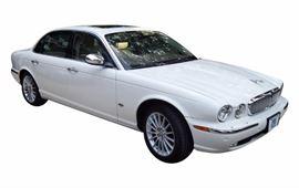 2009 Jaguar Vanden Plas
