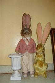 Antique Rabbits!