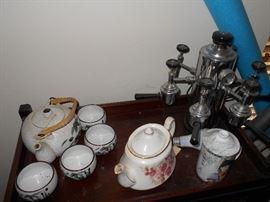tea and coffee anyone