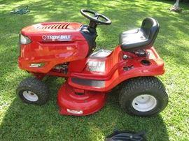 Troy Bilt Riding Lawnmower.  Pony 7 Speed Transmission.  Great Shape