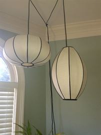 Hanging Swag Lights