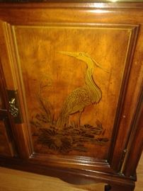 China Cabinet Inlays