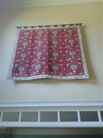 4x4 Italian Tapestry