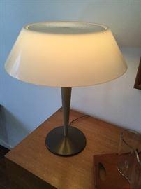 Lightolier mid century lamp