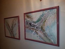 lots of 80s art paintings