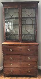 Antique chest/desk