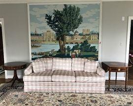 Joseph Dufour reproduction wallpaper panels