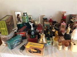 Avon collectibles & boxes