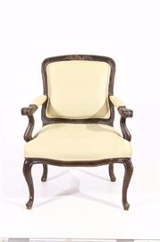 Antique Venetian Armchair