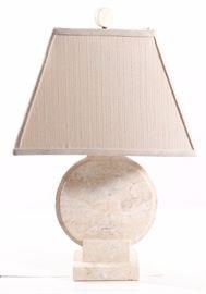 Cantera Stone Lamp