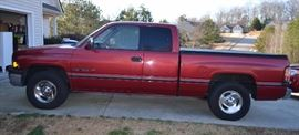 VERY GOOD CONDITION!                                                                     1997 Dodge Ram 1500 V8 Magnum with cover   Laramie Package                           Mileage 91,973