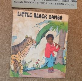 Little Black Sambo 1932