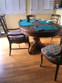 Homestead House dining set