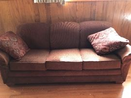LazyBoy Sleeper sofa in great condition! $150 . You will need to have someone help with moving it out.