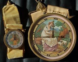 Portrait Clocks