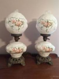 Antique style lamps