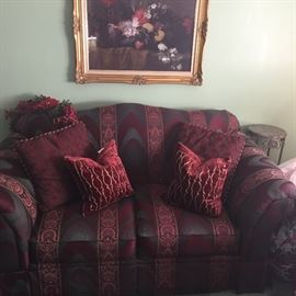 Haverty's Loveseat.  Part of  a matching set