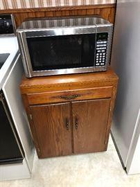 Countertop  Hamilton Beach Microwave