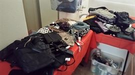 Purse, purses and more purses...all high quality and in very good condition.