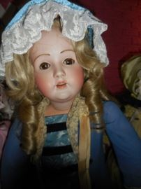 Antique Doll Possibly Kestner Germany 34 Inches