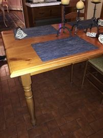 Farmhouse table (no chairs)