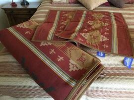 Pendleton bedding NWT
