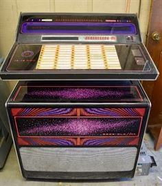 Rock-ola Jukebox - it works!