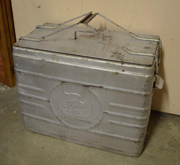 Falstaff Metal Cooler