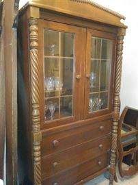 Antique Hutch - The Park Furniture Co