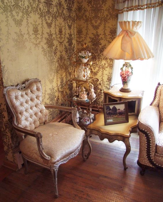 Lots Of Great French Style Furniture And Accessories !
