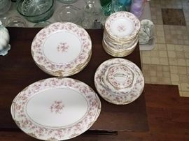 Noritake Charmaine 27 piece set