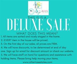 Deluxe Sale AESC