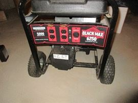 generator  new never used
