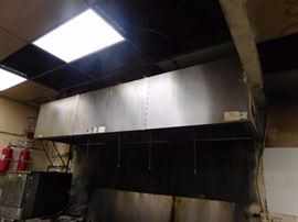 13.5 Foot Exhaust Hood