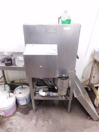 Acromatic II Commercial Dish Machine with Side Tables