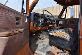 1979 Chevrolet C60 Dump Truck/Plow Truck