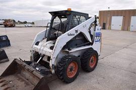 Bobcat 773 F Series Skid Steer