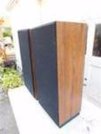 2 Sears LXI Speaker System