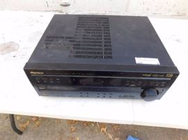 Pioneer Audio \ Video Receiver